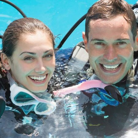 Stingray Divers - PADI Open Water Diver Kurs