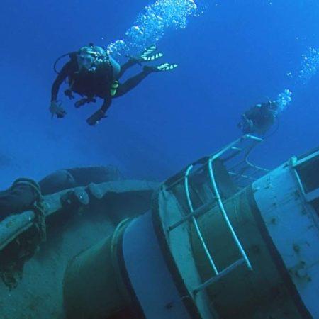 Stingray Divers - PADI Advanced Open Water Diver Wreck Diving